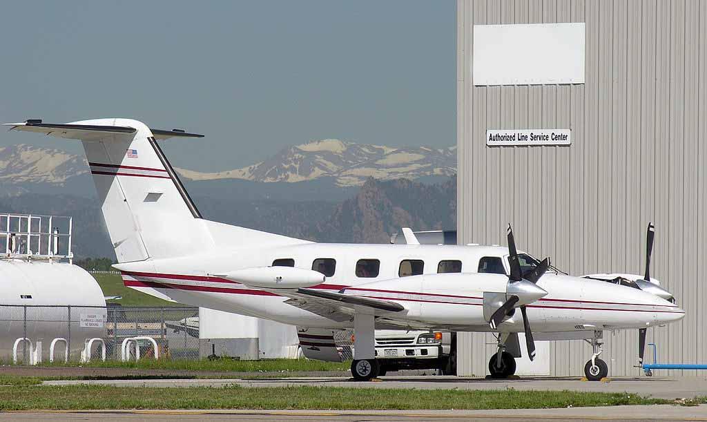 Cheyenne 400LS Jet