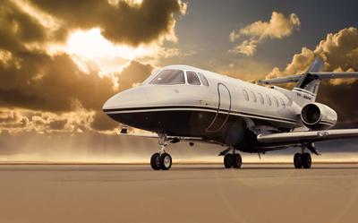 Hawker 850XP Jet