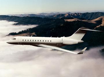 Bombardier Global 6000 Jet