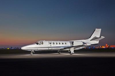 Citation II Jet Charter