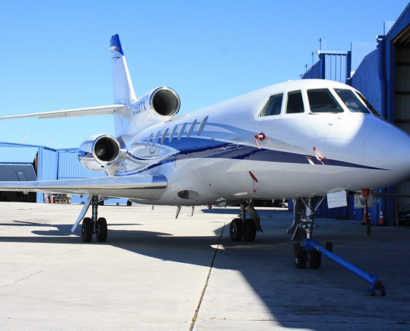 Andrews NAF Airport (NSF, KNSF) Private Jet Charter