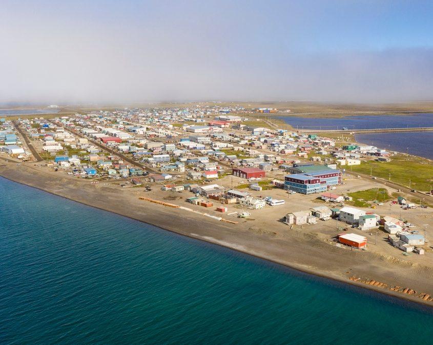 Arctic Village Airport (ARC, PARC) Private Jet Charter