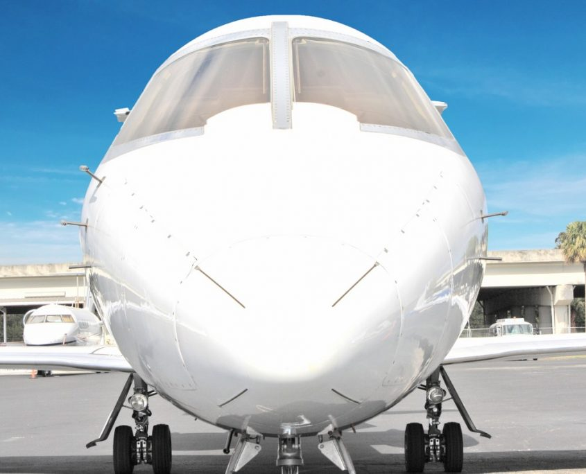 Blackstone AAF Airport (BKT, KBKT) Private Jet Charter