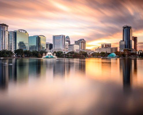 Orlando, FL Private Jet Charter