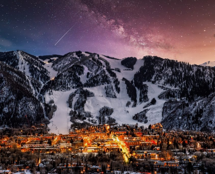 Aspen Private Jet and Air Charter Flights