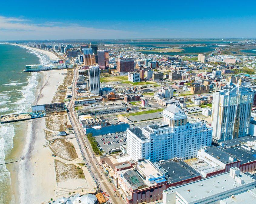 Atlantic City Private Jet Charter