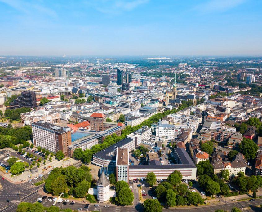 Dortmund, Germany Private Jet Charter