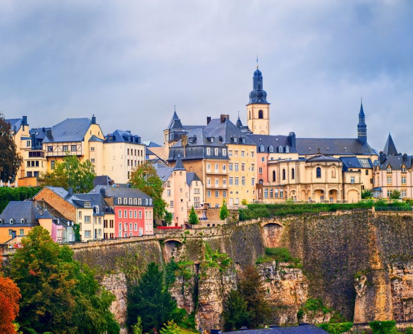 Luxembourg Private Jet Charter