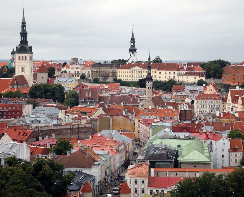 Tallinn, Estonia Private Jet Charter