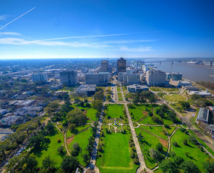 Baton Rouge Private Jet Charter