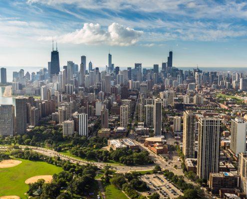 Chicago, IL Private Jet Charter