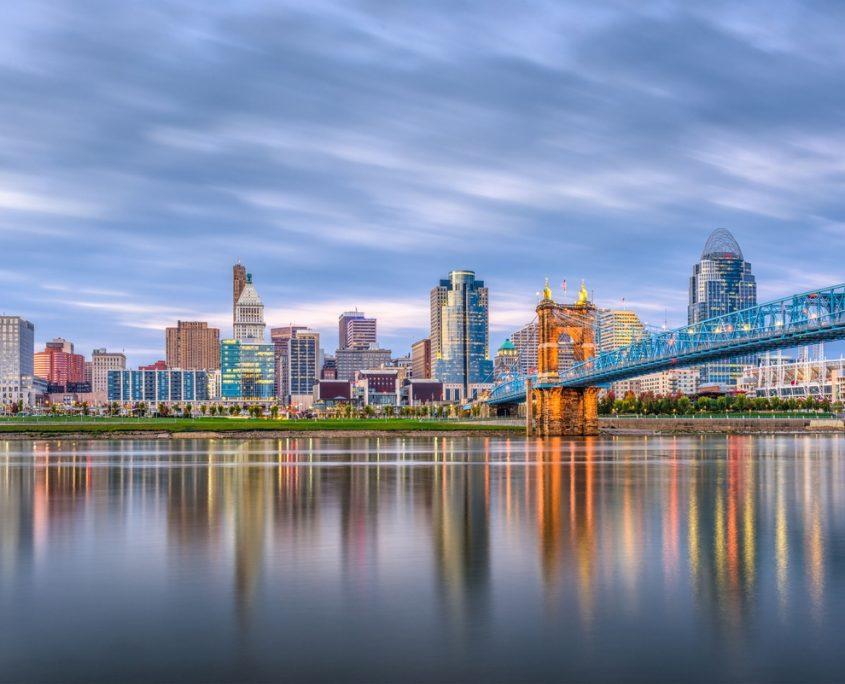 Cincinnati, OH Private Jet Charter