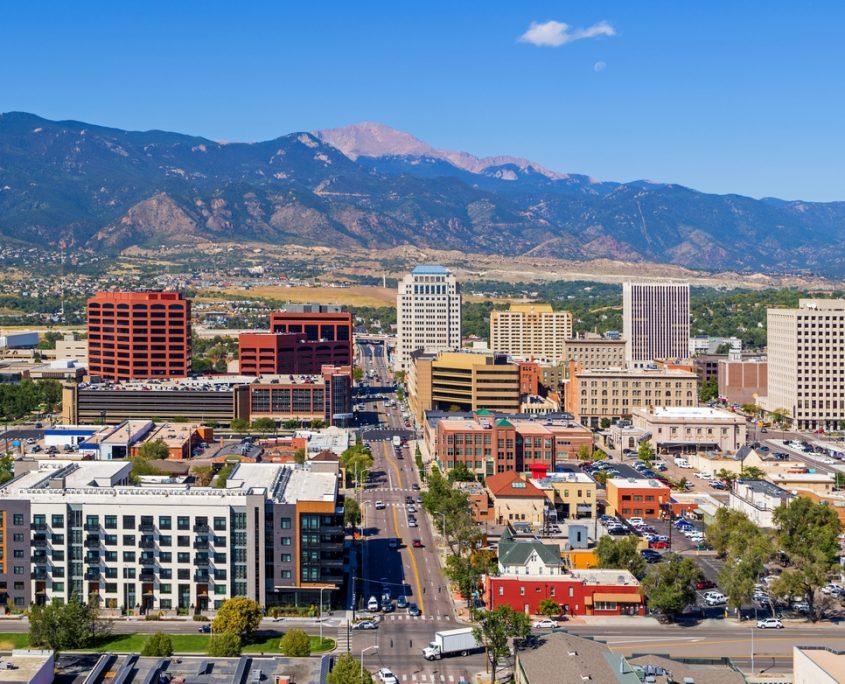 Colorado Springs Private Jet Charter