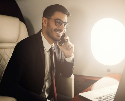 7 Things to Consider Before Chartering a Private Jet