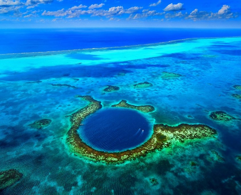 Belize Private Jet Charter