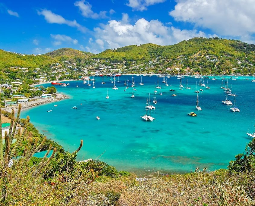 Bequia Private Jet Charter