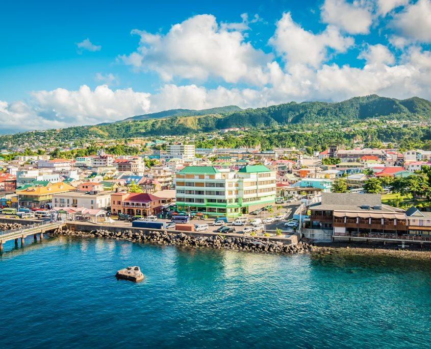 Dominica Private Jet Charter