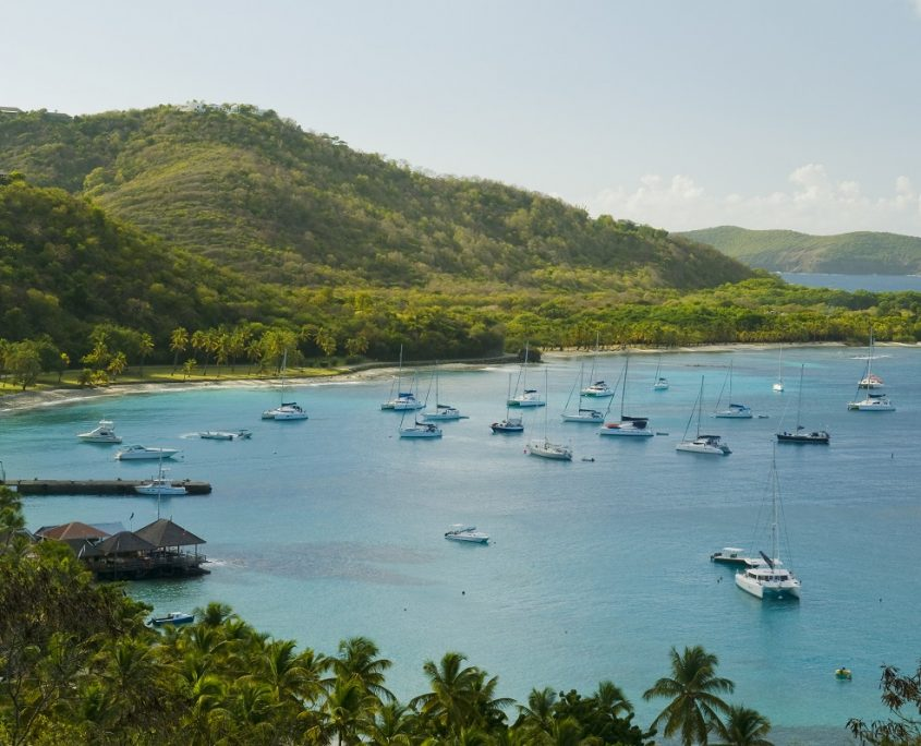 Mustique Private Jet Charter
