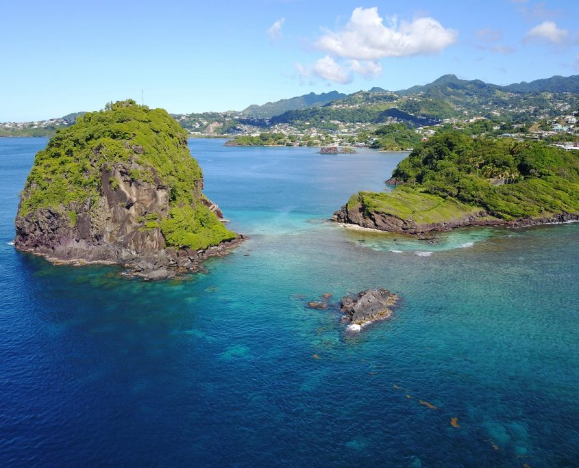 Saint Vincent and the Grenadines Private Jet Charter