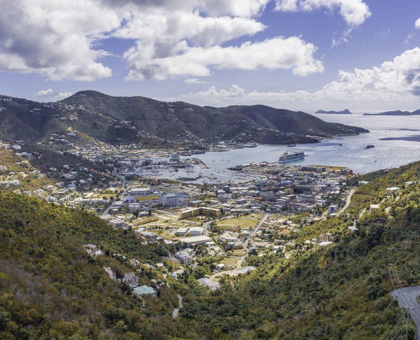 Tortola Private Jet Charter