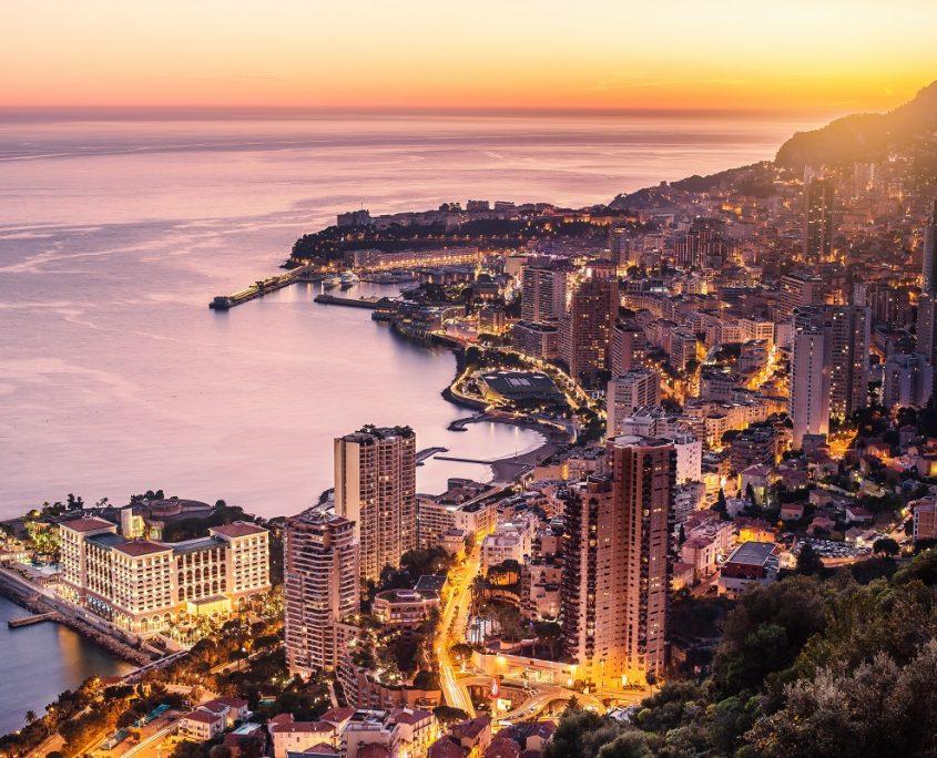 Monaco Private Jet Charter