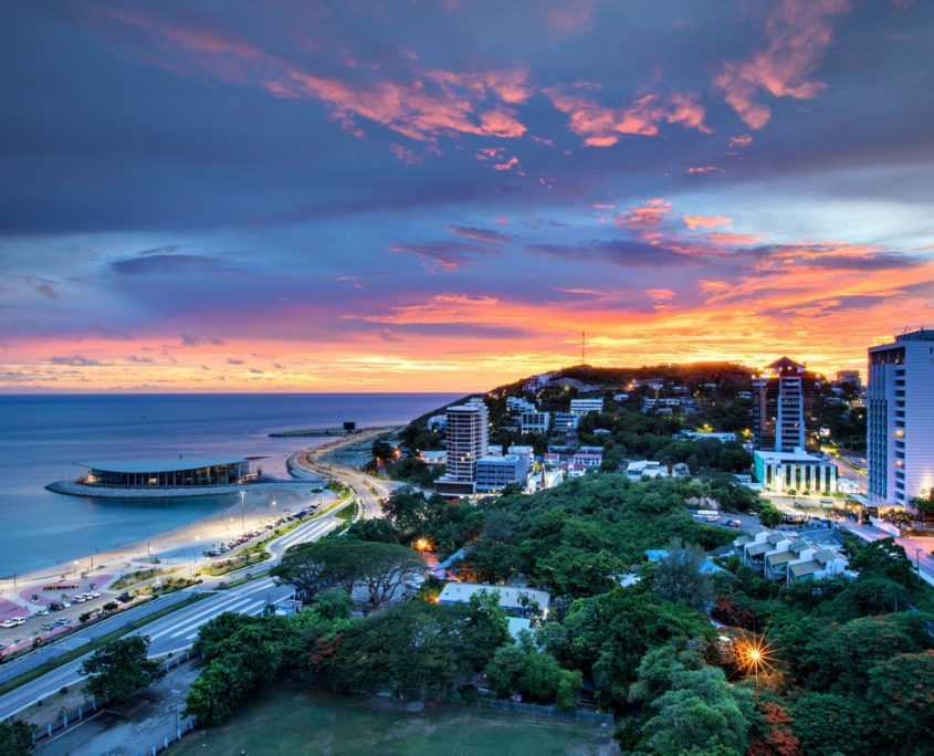 Port Moresby Private Jet Charter