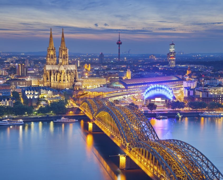 Cologne Private Jet Charter