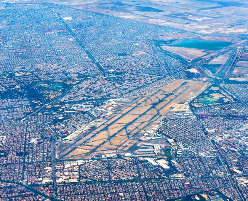 Mexico City International Airport (MEX, MMMX) Private Jet Charter